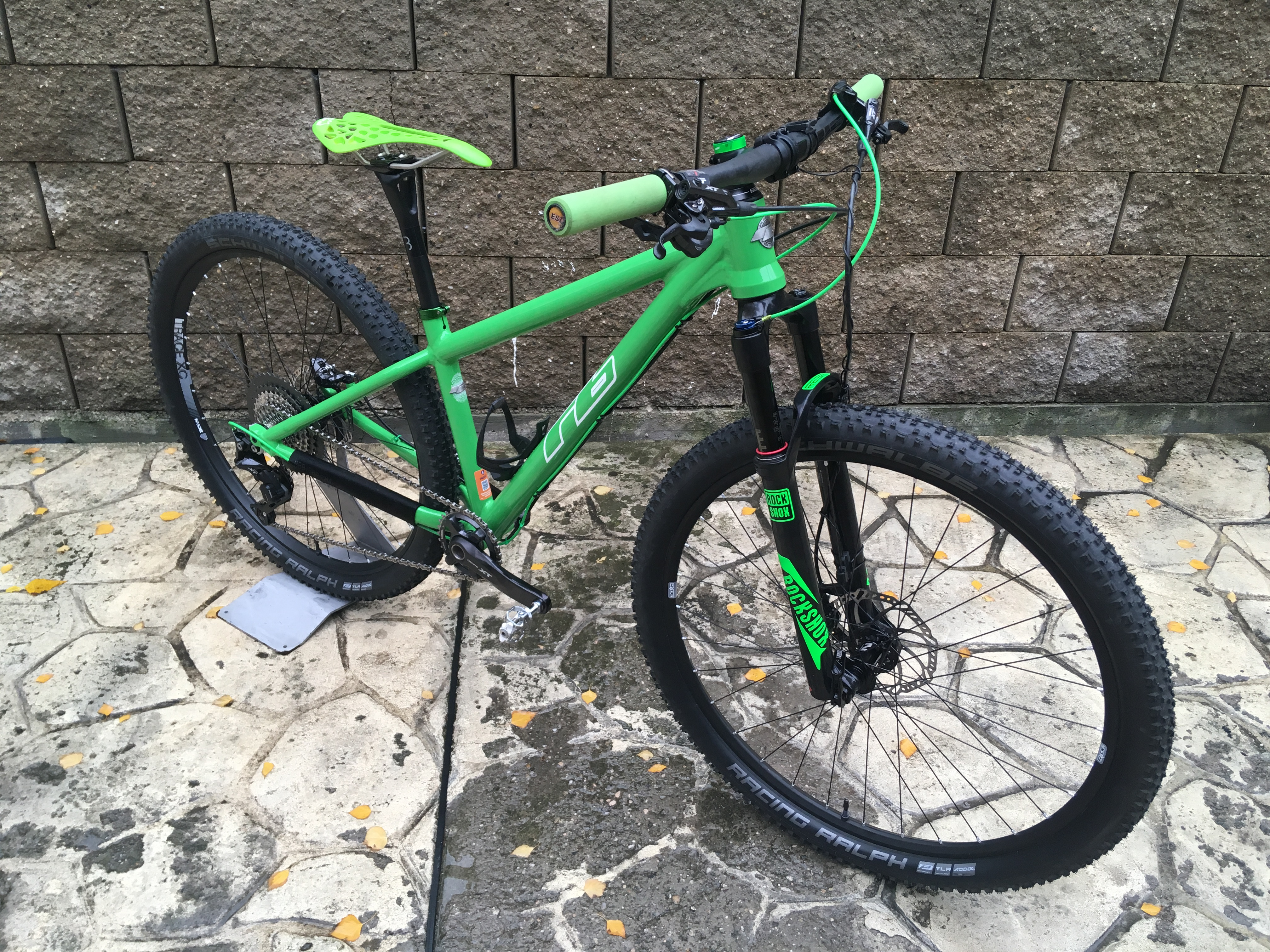 RB KID 27.5 custom